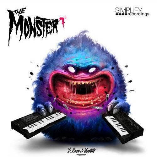 Album Art - The Monster