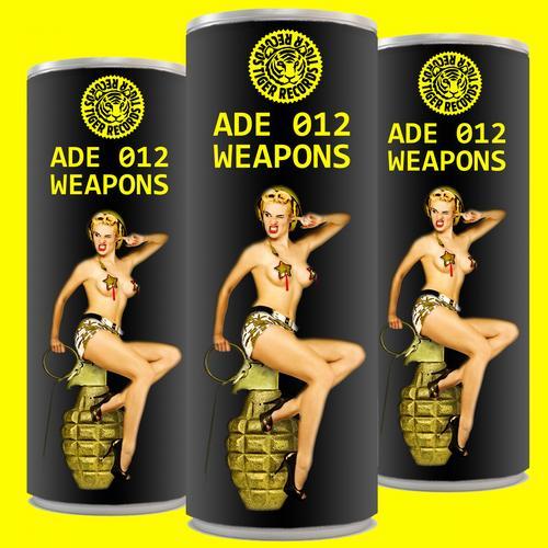 Album Art - ADE Weapons 2012