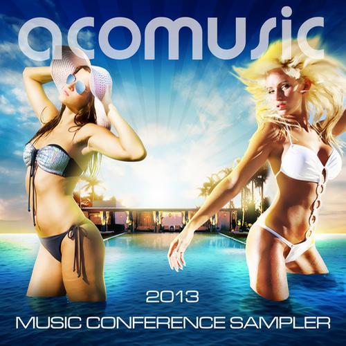 Album Art - Acomusic 2013 Music Conference Sampler