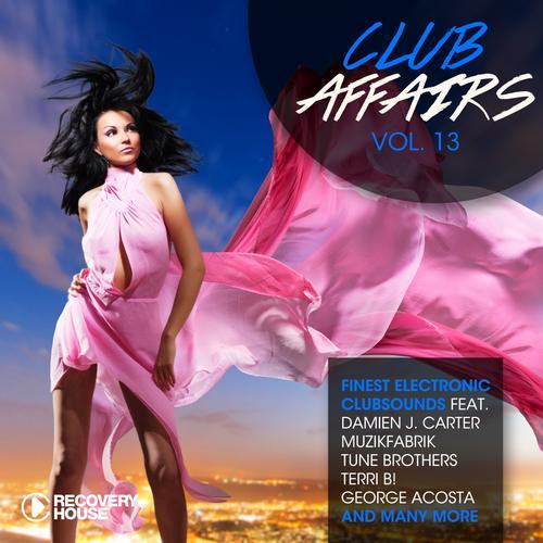 Album Art - Club Affairs Vol. 13
