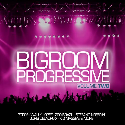 Album Art - Progressive Bigroom, Vol. 2