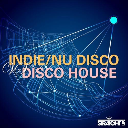 Album Art - Indie / Nu Disco vs Disco House