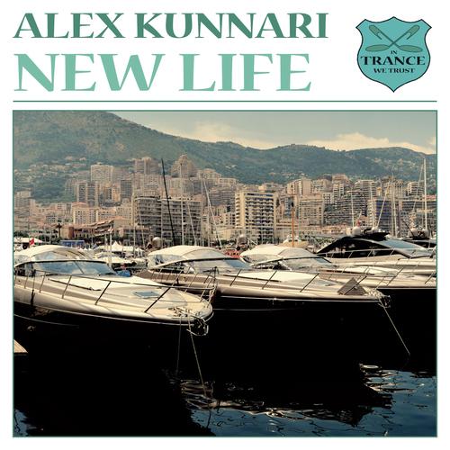 Album Art - New Life