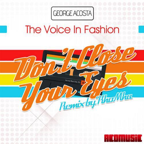 Album Art - Don't Close Your Eyes