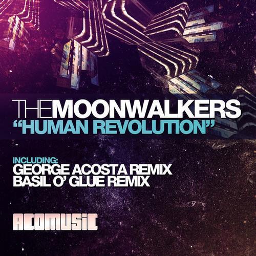 Album Art - Human Revolution
