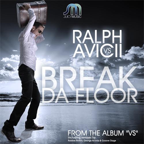 Album Art - Break Da Floor