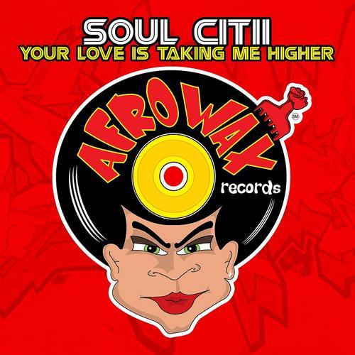 Album Art - Your Love Is Taking Me Higher EP