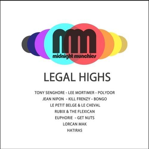 Album Art - Legal Highs - Volume 1