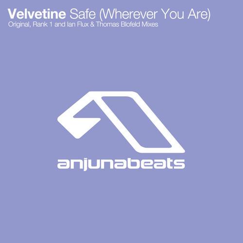Safe (Wherever You Are) Album Art