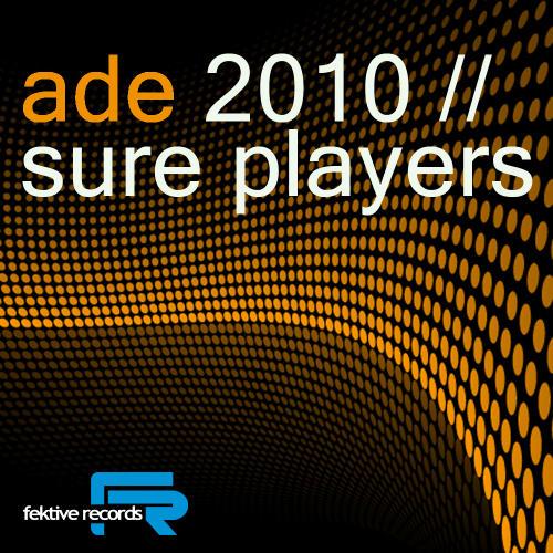 Album Art - ADE 2010 Sure Players