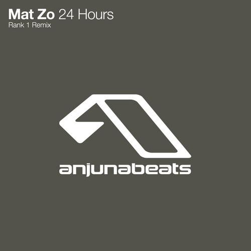Album Art - 24 Hours (Rank 1 Remix)