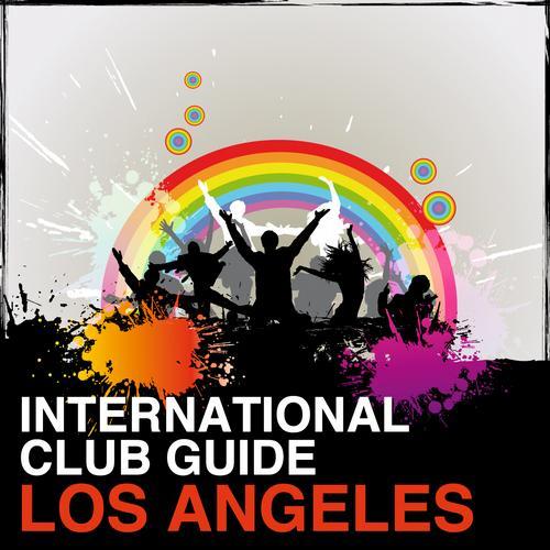 Album Art - International Club Guide - Los Angeles