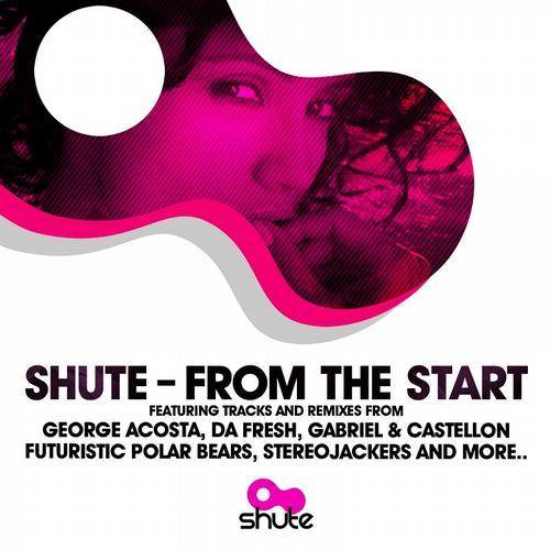 Album Art - Shute - From The Start