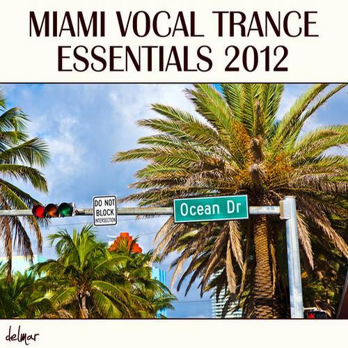 Album Art - Miami Vocal Trance Essentials 2012