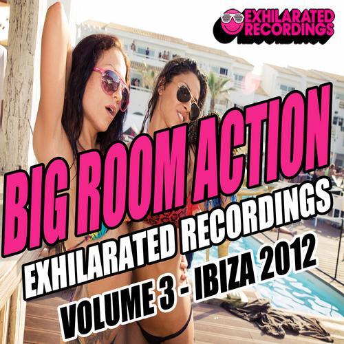 Album Art - Big Room Action Volume 3 - Ibiza 2012