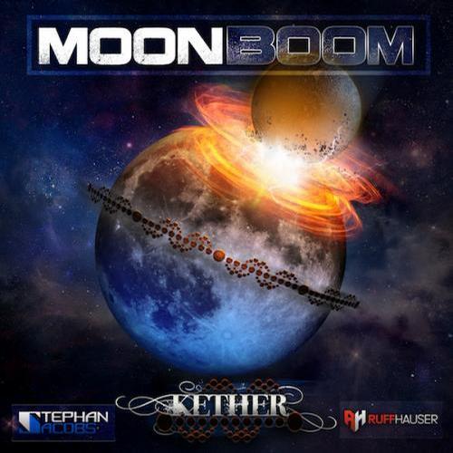 Moon Boom Album Art