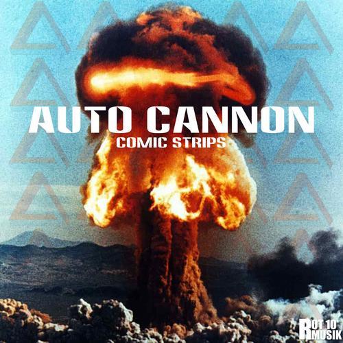 Album Art - Auto Cannon