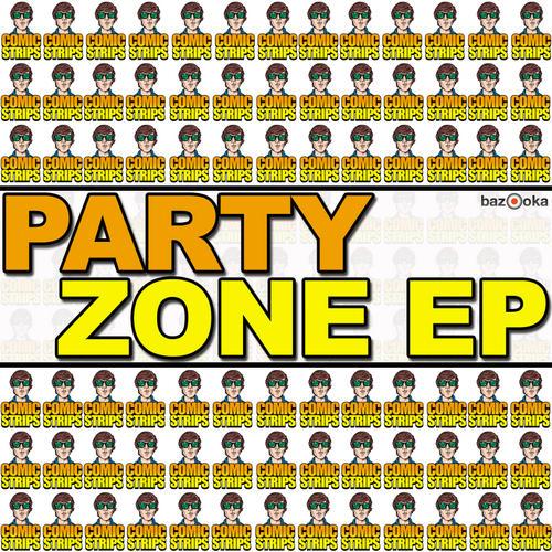Album Art - Party Zone EP