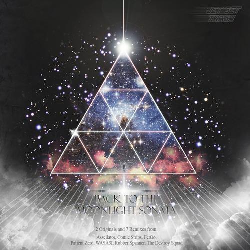 Album Art - Back To The Moonlight Sonata