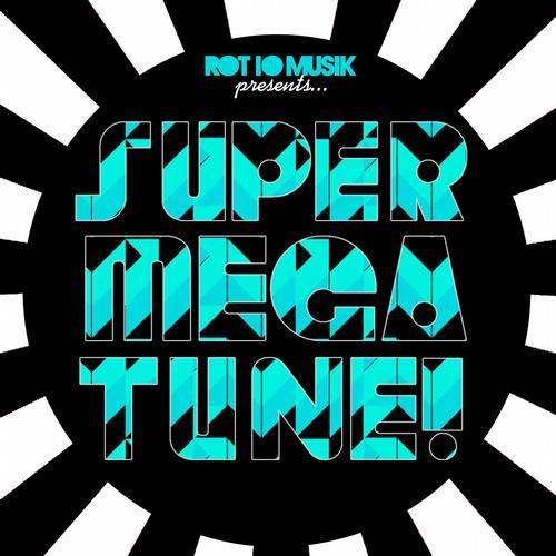 Super Mega Tune! Album Art