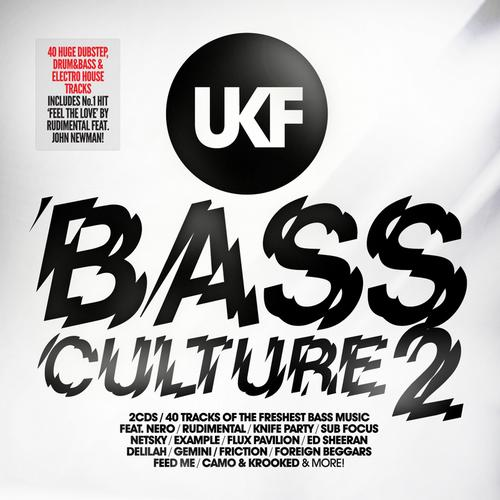 UKF Bass Culture 2 Album Art