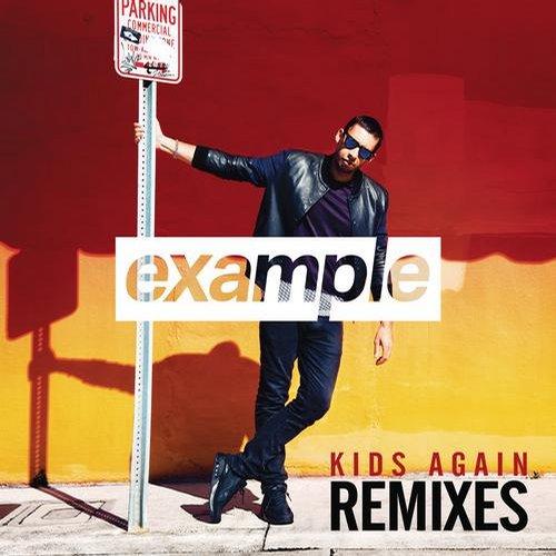 Kids Again (Remixes) Album Art