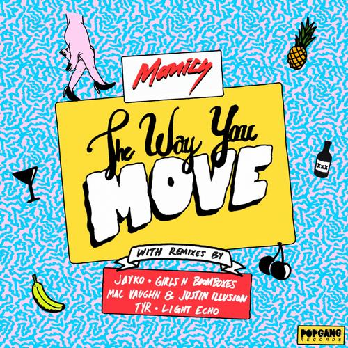 Album Art - The Way You Move EP