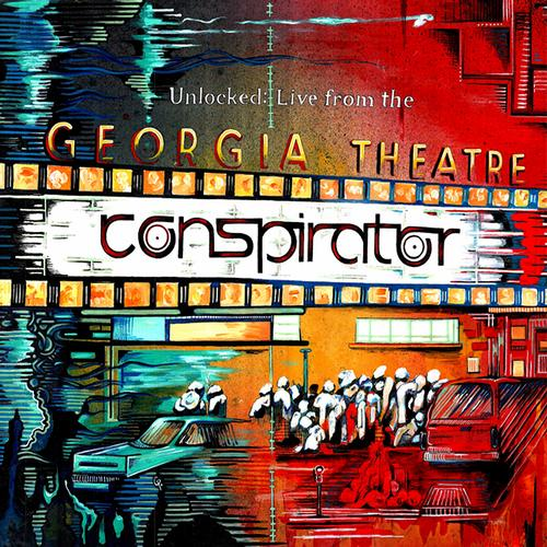 Album Art - Unlocked: Live From The Georgia Theatre