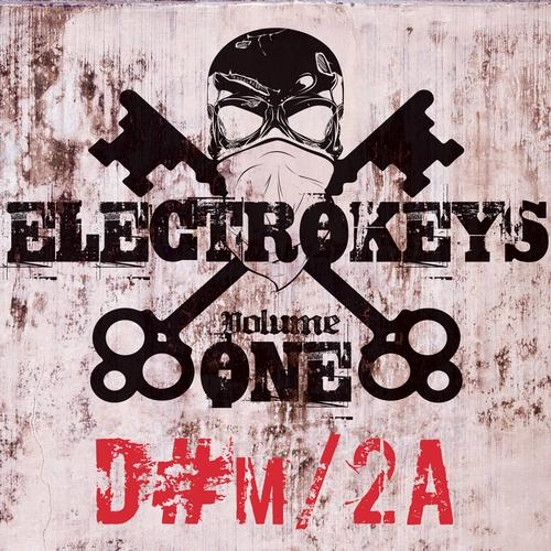 Electro Keys D#m/2a Vol 1 Album Art