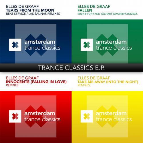 Album Art - Trance Classics EP