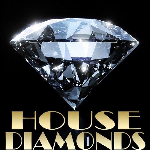 Album Art - House Diamonds, Vol.1 (Best of Club and Disco House)
