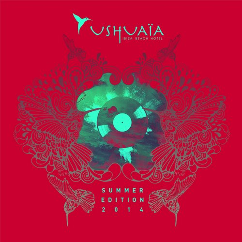 Album Art - Ushuaia Ibiza Summer Edition 2014