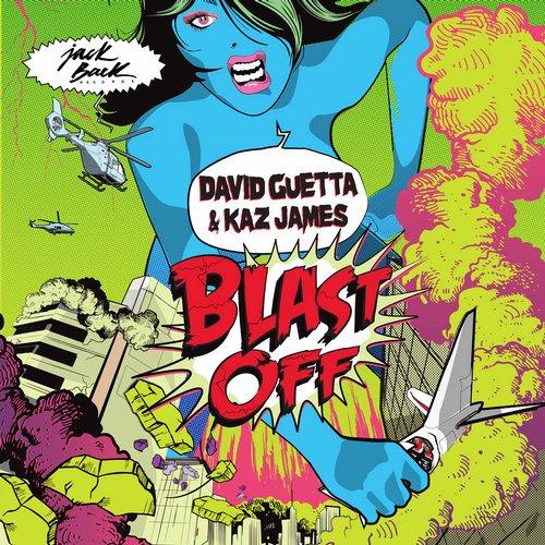 Album Art - Blast Off