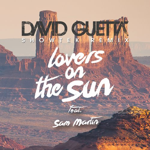 Album Art - Lovers On The Sun (Showtek Remix)