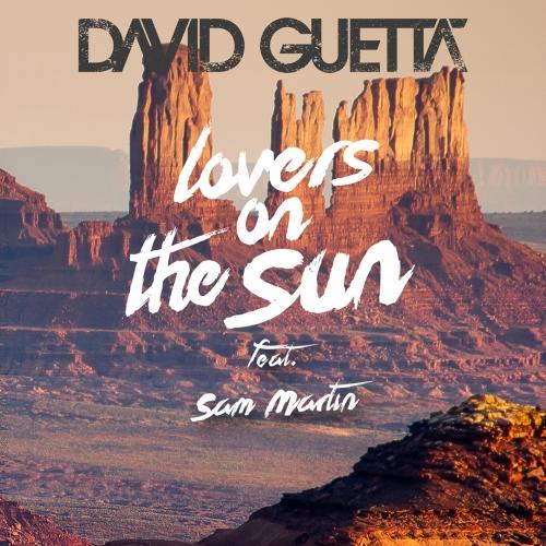 Album Art - Lovers On The Sun