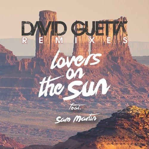 Album Art - Lovers On The Sun Remixes
