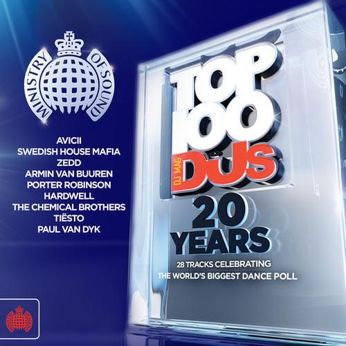 Album Art - DJ Mag Top 100 DJs: 20 Years - Ministry of Sound