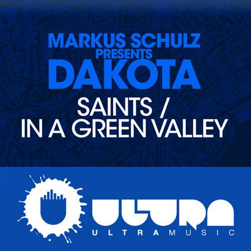 Album Art - Saints / In A Green Valley (Markus Schulz presents Dakota)