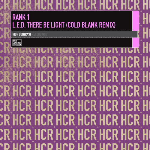 Album Art - L.E.D. There Be Light (Cold Blank Remix)