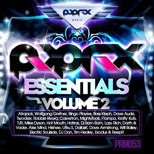 Album Art - Pop Rox Essentials Vol. 2