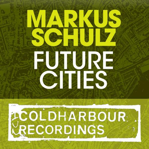 Album Art - Future Cities