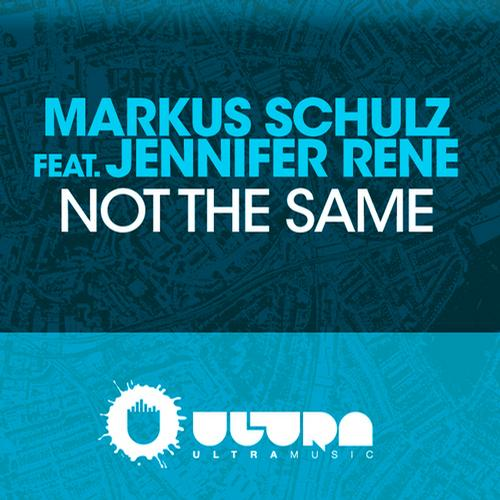 Album Art - Not The Same (feat. Jennifer Rene)