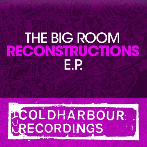 Album Art - The Big Room Reconstructions E.P.