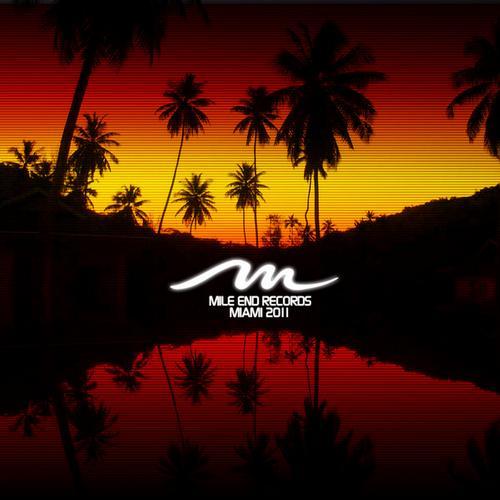 Album Art - Mile End Miami 2011 Sampler