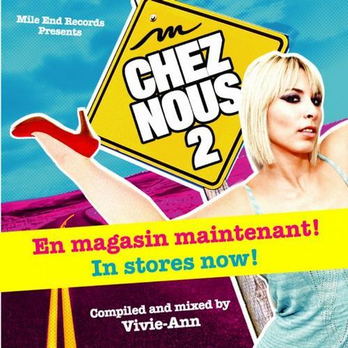 Album Art - Chez Nous 2: The Best Of Montreal House