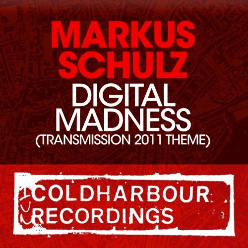 Album Art - Digital Madness (Transmission 2011 Theme)