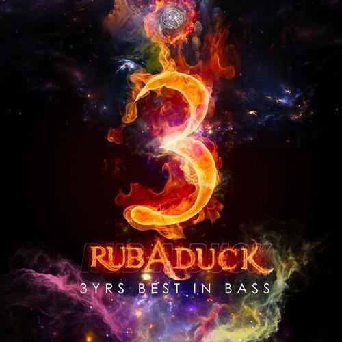 Album Art - Rub A Duck 3YRS Best In Bass