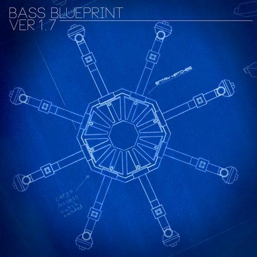 Album Art - Bass Blueprint Ver 1.7