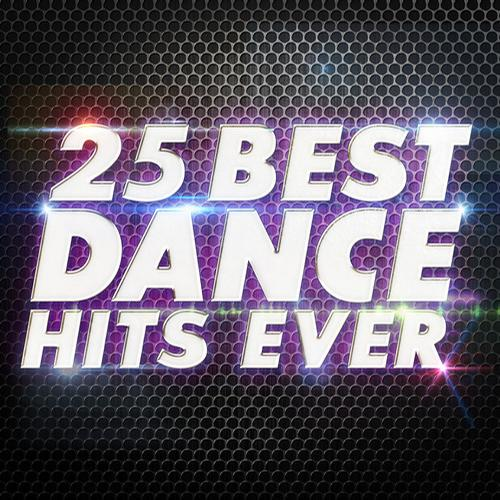 Album Art - 25 Best Dance Hits Ever