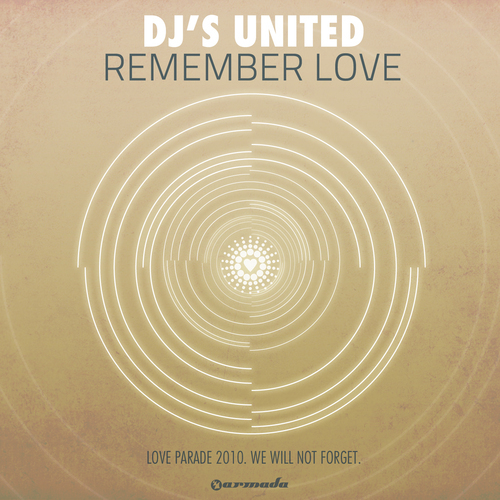 Album Art - Remember Love